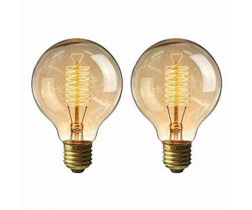 KINGSO Vintage Edison Bulb 60W