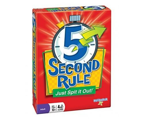 5 Second Rule: A Party And Family Game