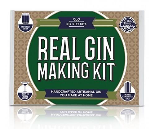 Real Gin Making Kit by DIY Gift Kits