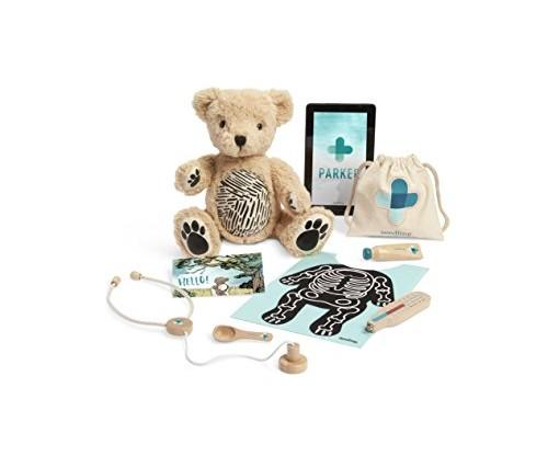 Seedling Parker: Augmented Reality Teddy Bear
