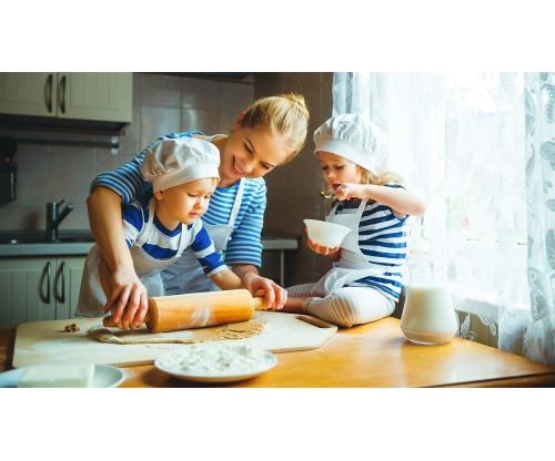 Easy Cooking With Your Kids: Recipe Ideas for Your Children to Cook