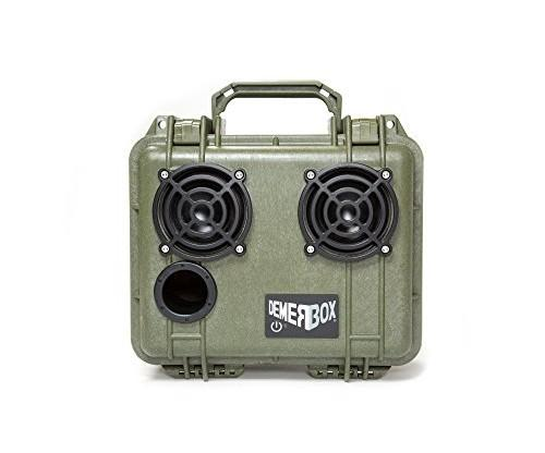 DemerBox Portable Bluetooth Speaker Pesaro Green