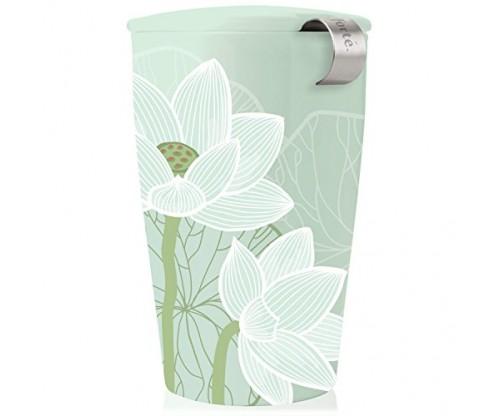 Tea Forte KATI Cup Ceramic Tea Brewing Cup