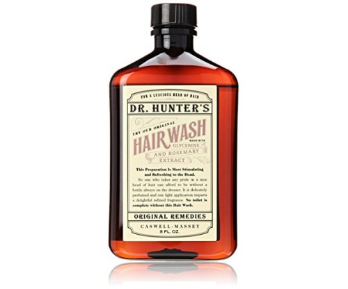 Caswell-Massey Dr Hunter's Hairwash