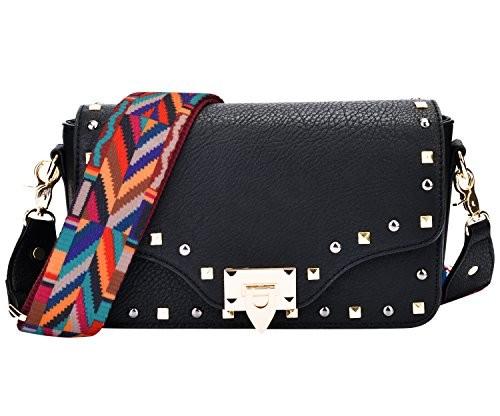 Coolwoo Crossbody Bag 2017 New Fashion PU Leather