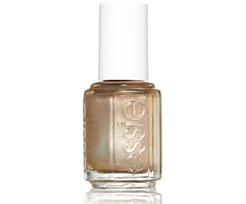Essie Metallics Nail Color in Penny Talk