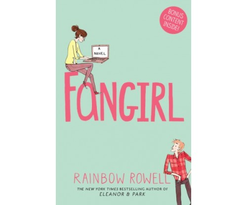 Fangirl – 2014 by Rainbow Rowell