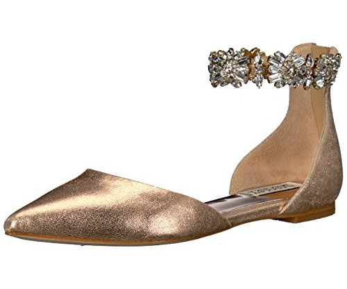 Badgley Mischka Women's Morgen II Mary Jane Flat