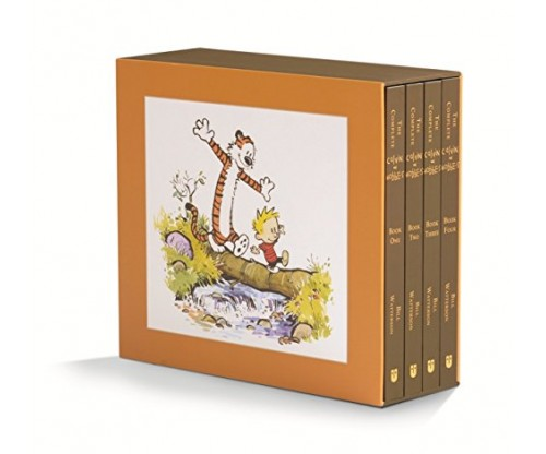 The Complete Calvin and Hobbs Collection