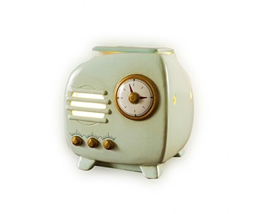 Scentsationals Retro Collection-Radio – Scented Wax Cube Warmer