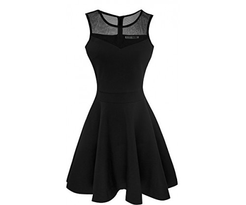 Heloise Fashion Women's A-Line Cocktail Party Dress