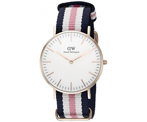 Daniel Wellington Women's Classic Stainless Steel Watch