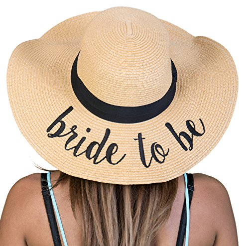 a9ce6d0d2 Funky Junque Women's Bride to Be Hat | ThatSweetGift