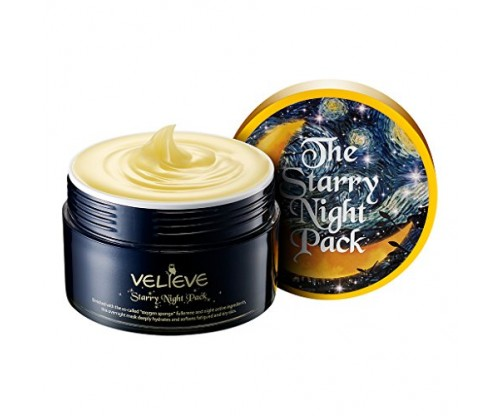 Starry Night Pack 100ml – Night Facial Treatment Gel Mask