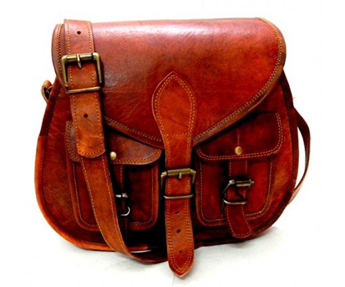 Firu-Handmade Women Vintage  Shoulder Bag