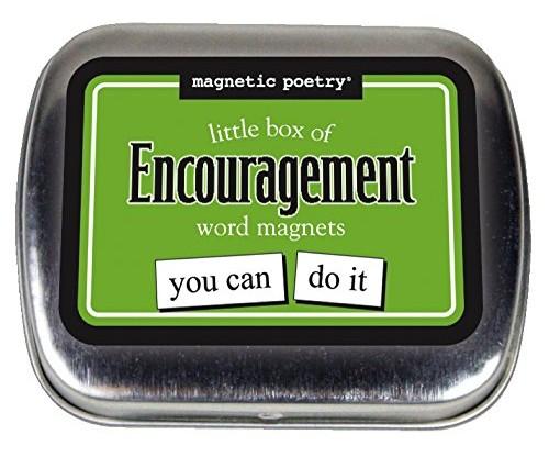 Magnetic Poetry – Little Box of Encouragement Kit