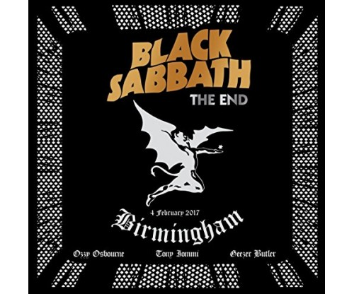 The End Explicit Lyrics – 2 CD by Black Sabbath
