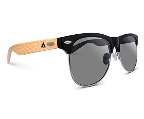 TREEHUT Wooden Bamboo Sunglasses