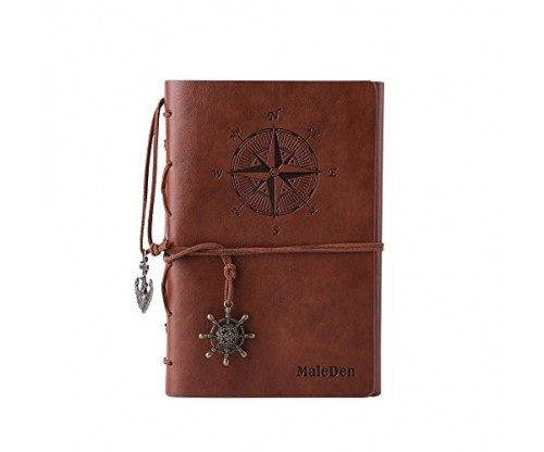 Vintage Looking Daily Notepad