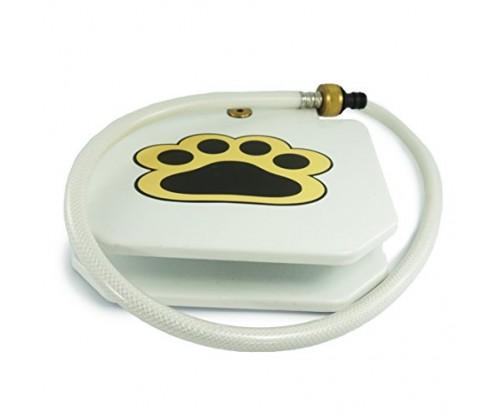 TORO.TM Toy Dog Fountain & Waterer Paw Step