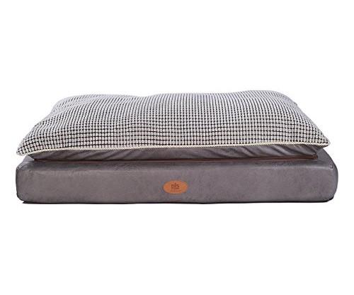 PLS Pet Paradise Orthopedic Pet Bed