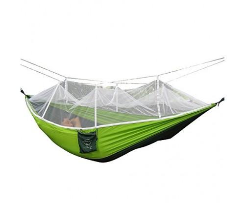 Rusee Mosquito Net Outdoor Hammock