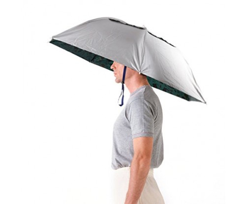 Fishing or Gardening Folding Umbrella
