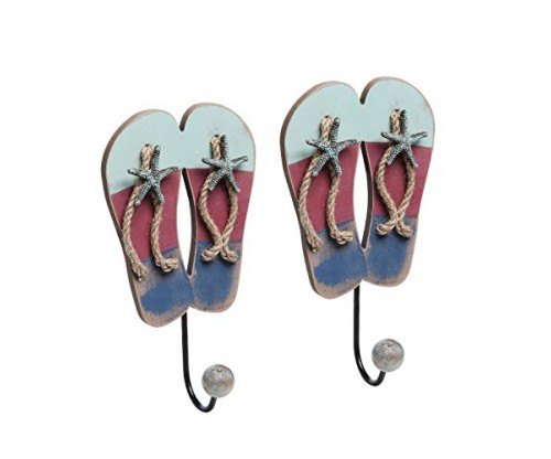 Tropical Beach Flip Flop Sandal Hoo