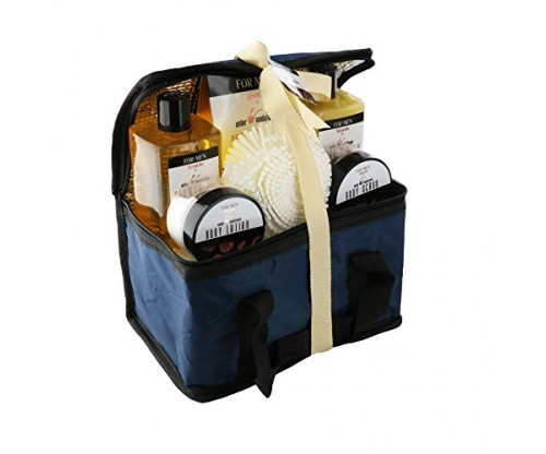 Spa Life: Luxury Spa Gift Set Basket