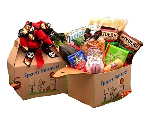 For the Sport Lover – Gift Box for Fathers Day, Birthday