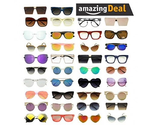 Sunglassup Assorted Sunglasses
