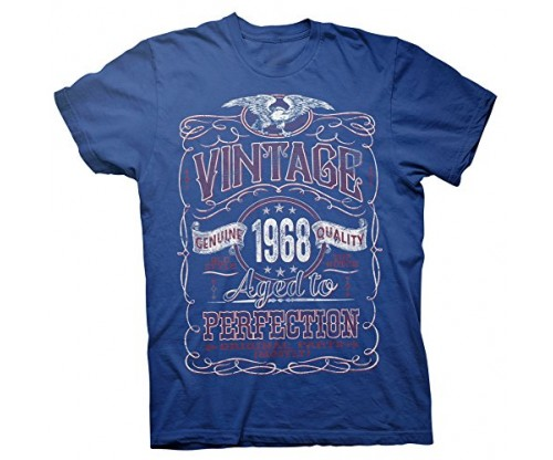 ShirtInvaders Vintage Aged Perfection 1968