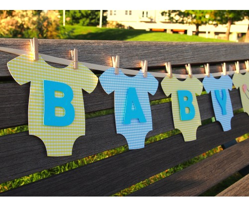 2018 Baby Shower Themes for Boys