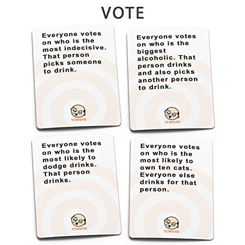 These Cards Will Get You Drunk: Fun Adult Drinking Game