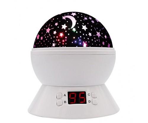 MOKOQI Rotating Star Sky Projection Night Lights