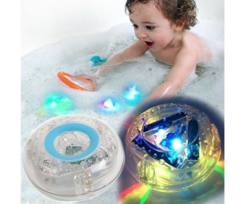 Light-up Waterproof Bath Toy
