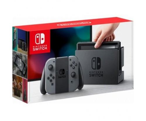 Nintendo Switch – Gray Joy-Con