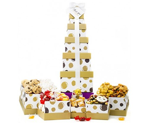 Snacks and Bites Basket – Box Tower