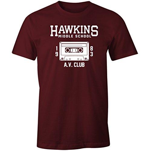 Fantastic Tees Hawkins Middle School Av Club Shirt Thatsweetgift