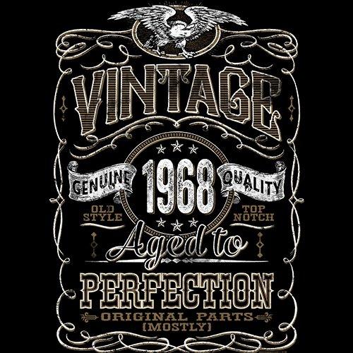 e4429da4 ShirtInvaders Vintage Aged Perfection 1968 | ThatSweetGift