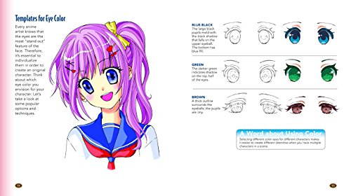 The Master Guide To Drawing Anime Thatsweetgift