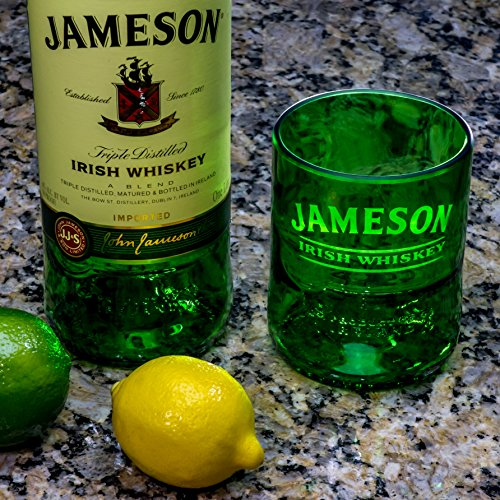 set of 2 Jameson Irish Whiskey rocks glasses