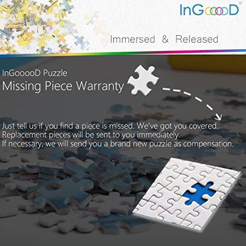 1000x Rainy Night Walk Paper Jigsaw for Kids Adult Intelligence Puzzle Home UK