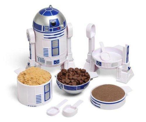 Star Wars R2-D2 Measuring  Set