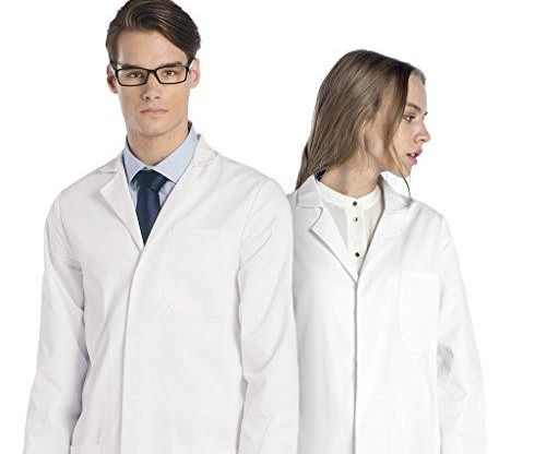 Professional Unisex Lab Coat