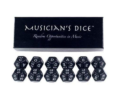 Musician's Dice