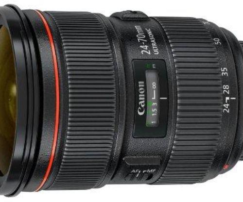 Canon Standard Zoom Lens