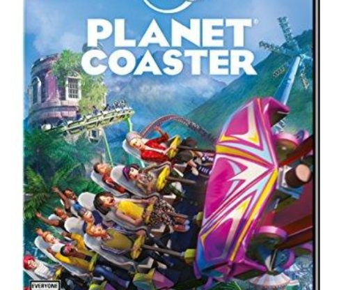 Planet Coaster Game: Build Your Own Theme Park