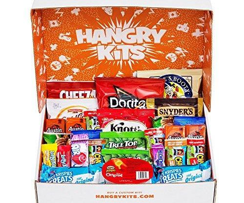 HANGRY Kit – Sweet and Salty Version