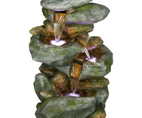 John Timberland Faux Stone
